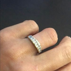 Diamond band size 4.5